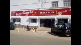 preview picture of video 'FIANARANTSOA ET SON NOUVEAU SUPERMARCHÉ TSARA PLUS'