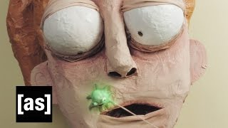 Summer in the Bathroom   Rick and Morty   Adult Swim