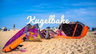 Kugelbake Kitereisen - Kitesurfen an der Nordsee in Cuxhaven by kitereisen.tv