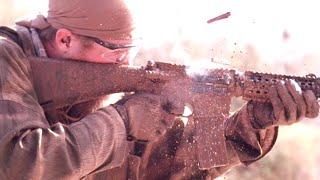 AR15 Mud Test