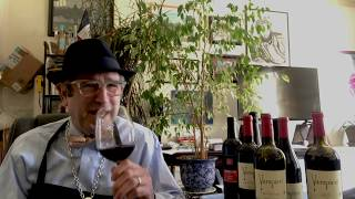 Vampire Red Blend - The San Francisco Sommelier Marc Kauffman