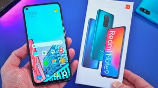 Xiaomi Redmi Note 9 Hands On Review - Premium Budget