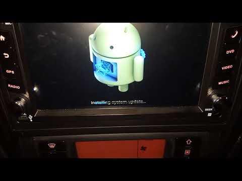 Firmware/MCU update - AllWinner Quad-core 1,2 GHz T3 P3 car headunit letöltés