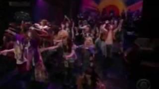 Sasha Allen/The Cast Of HAIR on Letterman.mp3