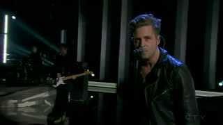 OneRepublic - Counting Stars Juno Awards 2014 HD