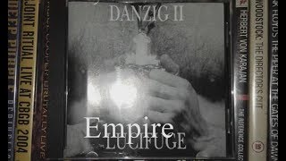 DANZIG - LONG WAY BACK FROM HELL