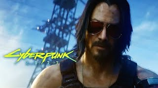 VIDEO: CYBERPUNK 2077 – Off. Cinematic Trailer