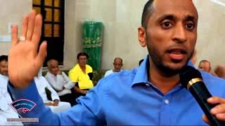 نصيحة الرادود عبدالامير البلادي للشباب وأصحاب المضائف في المناسبات تحميل MP3