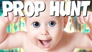 SUPER BABY   Prop Hunt #17