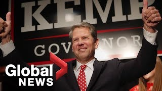 LIVE: Brian Kemp speaks about about Georgia gubernatorial race