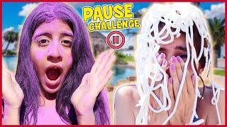 Pause Challenge Kuki ve Borik Eğlenceli Çocuk Videosu Dila Kent