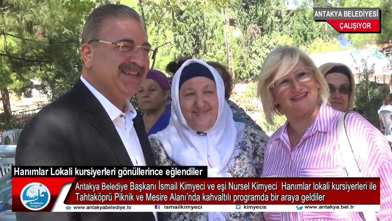 ANTAKYA BELEDİYESİ ÇALIŞIYOR 2...