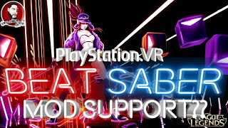 Beat Saber Custom Songs Ps4