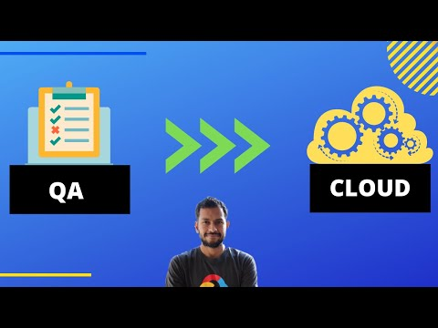 Switch from QA engineer to Cloud engineer right now!
