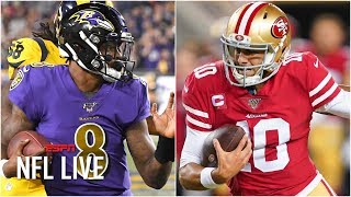 NFL Live predicts winners for Week 13 of the 2019 NFL season   NFL Live