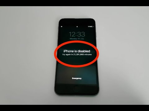 Reset or remove forgotten password on ANY iPhone/iPad or iPod (2020)