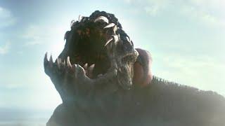 人类进行能源实验,却不慎撕裂了时空膜,引来了超级巨兽!