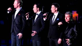 The Tenors Lullaby Live at Greek LA