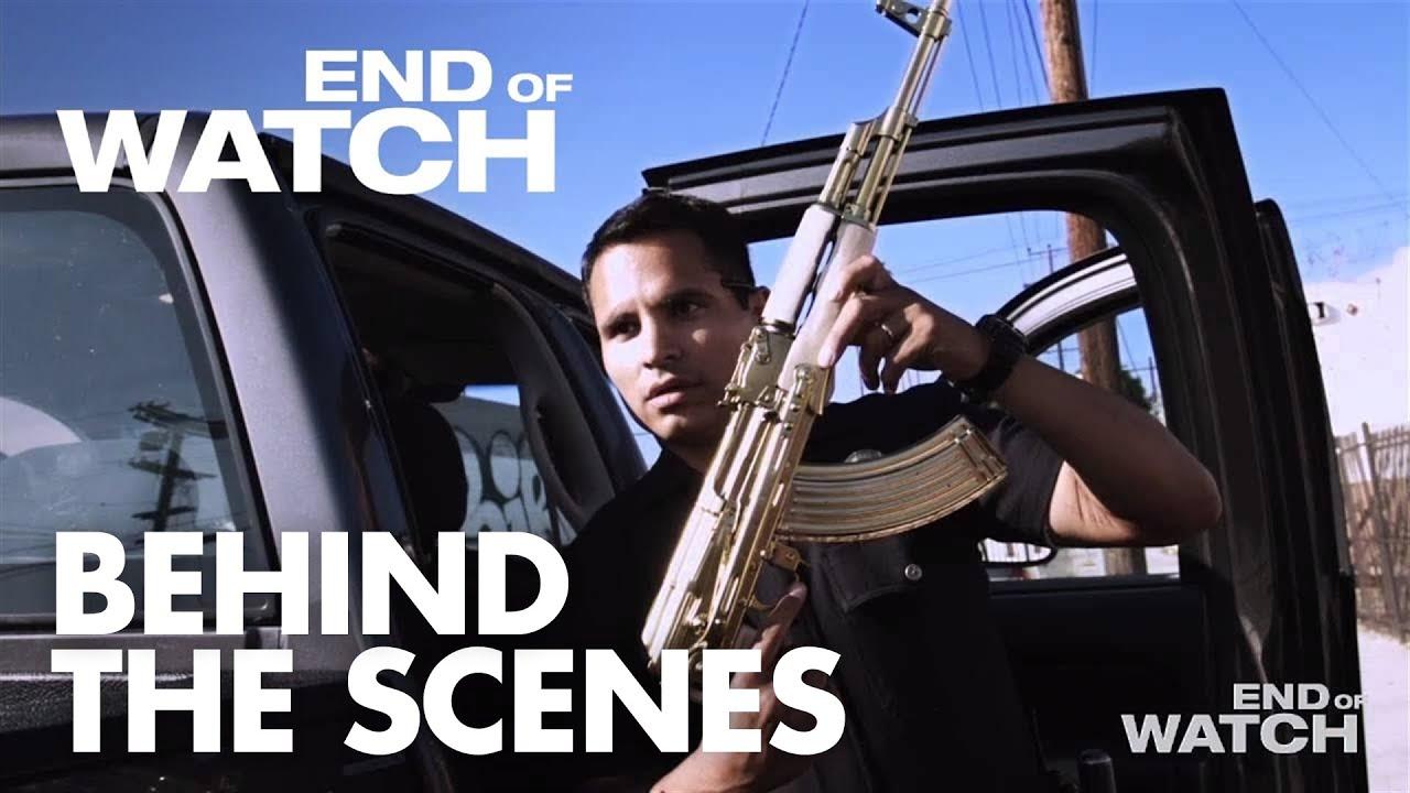 Trailer för End of Watch