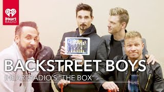"Backstreet Boys On New Album ""DNA,"" And More In iHeartRadio's ""The Box"" 