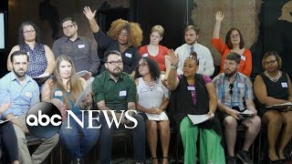 Voters vent frustration, disappointment with Washington, elected officials