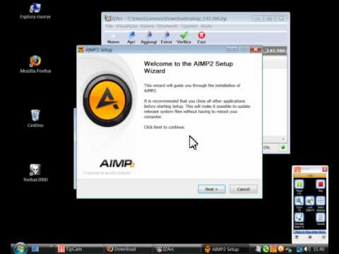 AIMP tutorial