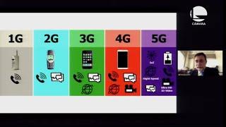TECNOLOGIA 5G - O posicionamento da academia sobre a tecnologia 5G - 05/05/2021 14:00