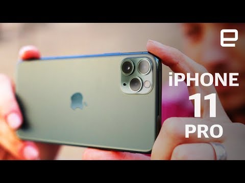 External Review Video YB-DfgT7Vjo for Apple iPhone 11 Pro & iPhone 11 Pro Max Smartphone
