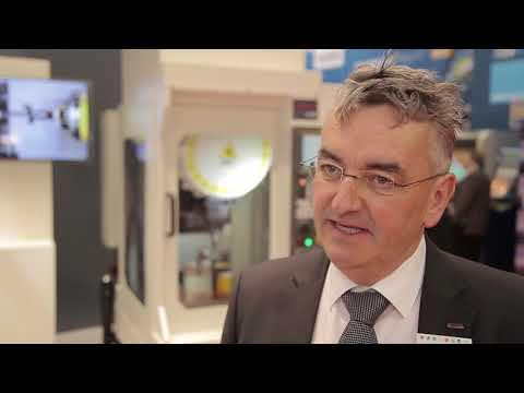 Massstab Haaresbreite - Messtechnik und Medical auf der METAV 2018