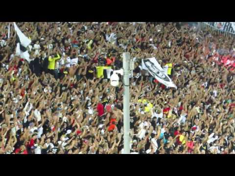 """""""Garra Blanca - Colo-Colo vs U. Catolica"""" Barra: Garra Blanca • Club: Colo-Colo"""