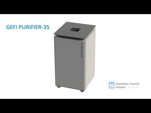 Gefi Purifier-35 (TR-1)