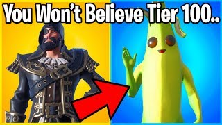 RANKING EVERY SEASON 8 SKIN IN FORTNITE FROM WORST TO BEST!