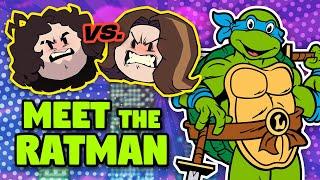 The Grumps FORGIVE Ya... - Teenage Mutant Ninja Turtles Arcade