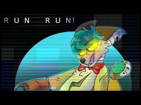 RUN RUN! | Five Nights at Freddy's 3 SONG (видео)