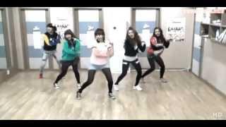 "[110321] Dal★Shabet ""Supa Dupa Diva"" Dance Practice"