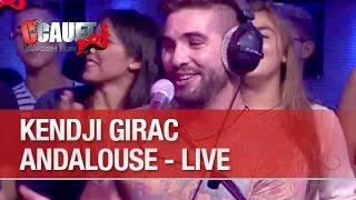 Kendji Girac - Andalouse - Live - C'Cauet sur NRJ