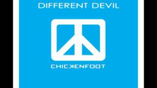 Different Devil - Chickenfoot III