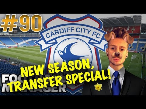Football Manager 2019 | #90 | New Season, Transfer Special!