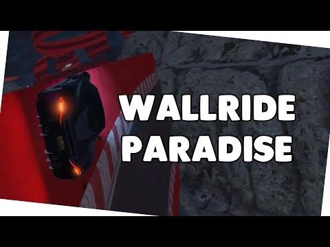 Wallride Paradise 🍟 Wallride + Download 🍟 GTA V Custom Map #1064