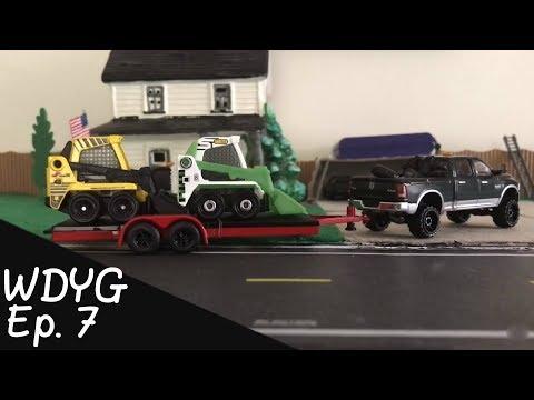 MBX Skidster + Johnny⚡ Car Trailer | WDYG Ep. 7