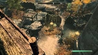 Skyrim Dawnguard: Grip on the Dragon Scroll