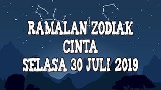 Ramalan Zodiak Cinta Selasa 30 Juli 2019