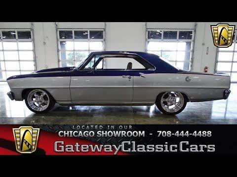 1967 Chevrolet Nova for Sale - CC-1048421