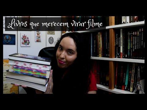 Livros que merecem virar filme | Um Livro e Só