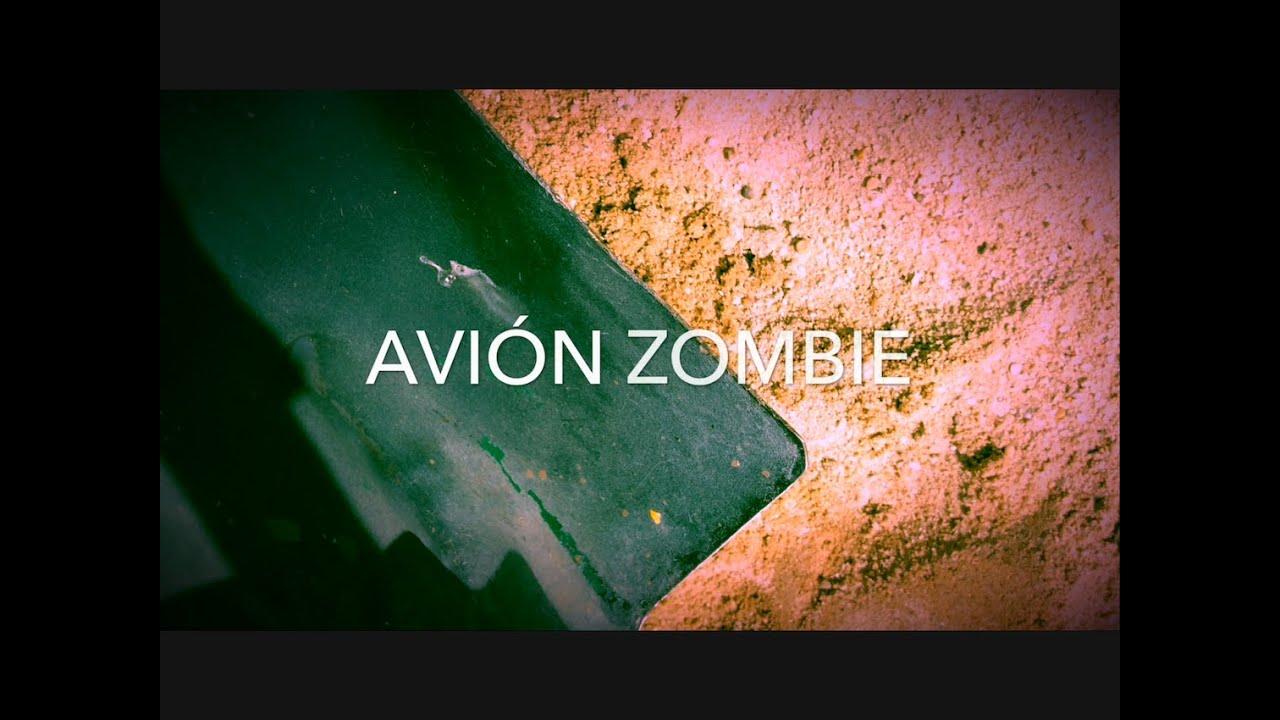 Cine para niños - Avión Zombie  - Kids Work - Pequeños Cineastas - Kids In Black