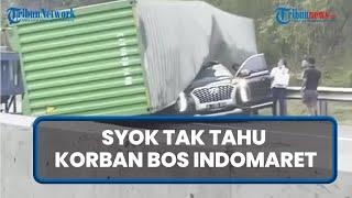 Tak Tahu Korban Kecelakaan Adalah Bos Indomaret yang Jadi Customernya, Sales Mobil Hyundai Syok