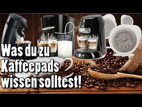 Kaffeepads: Alles zum Thema + Günstigstes System + beste Maschinen - Kaffeeratgeber
