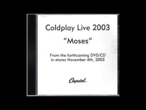 Coldplay - Moses US Promo CD (Full)