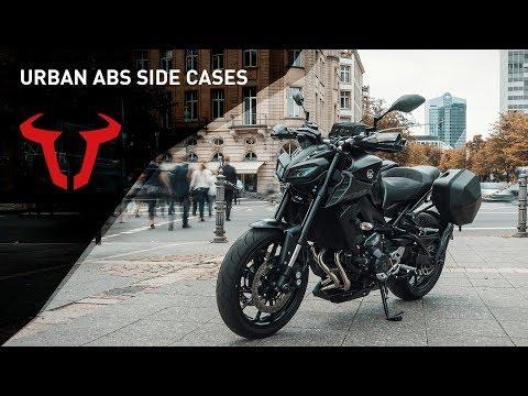 URBAN ABS Seitenkoffer - Tutorials   SW-MOTECH