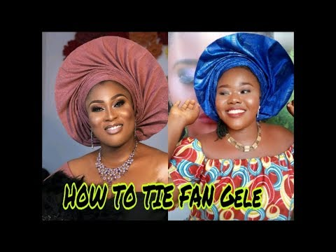 HOW TO TIE FAN GELE😱😍THINGS YOU NEVER KNEW